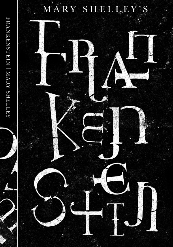 Frankenstein Book Cover Art : Frankenstein book cover electrikmode