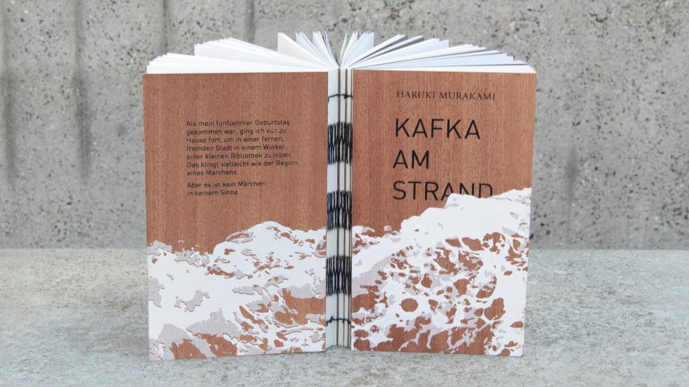Katrin Deubelbeiss, Kafka am Strand, Haruki Murakami